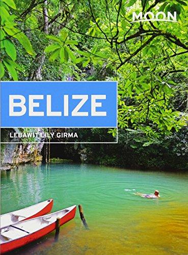 Moon Belize (11th ed) (Paperback)