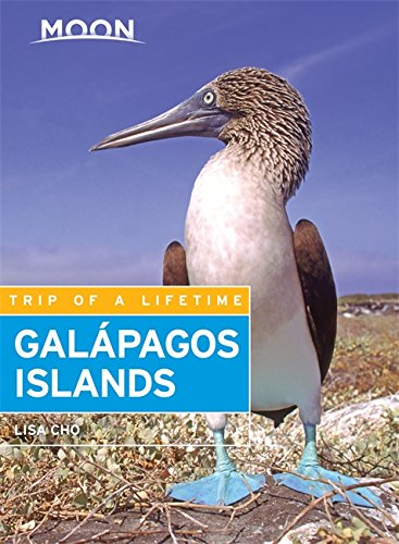 Moon Galápagos Islands (Moon Handbooks)
