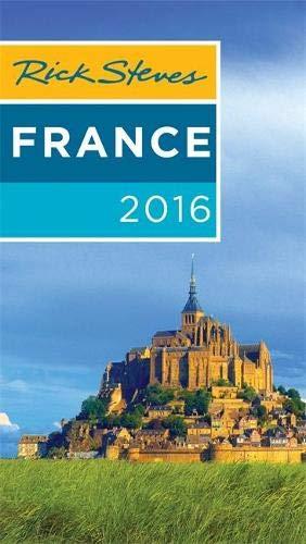 9781631211874: Rick Steves 2016 France