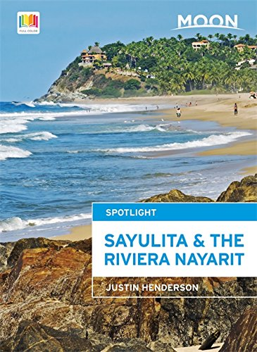 9781631212291: Moon Spotlight Sayulita & the Riviera Nayarit