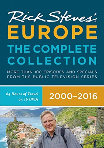 Rick Steves Europe: The Complete Collection 2000--2016: Rick Steves