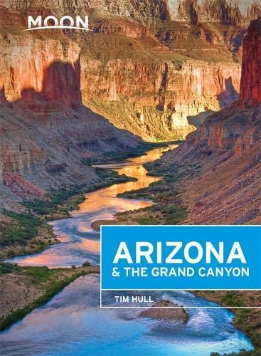 9781631212666: Moon Arizona & the Grand Canyon (Moon Handbooks)