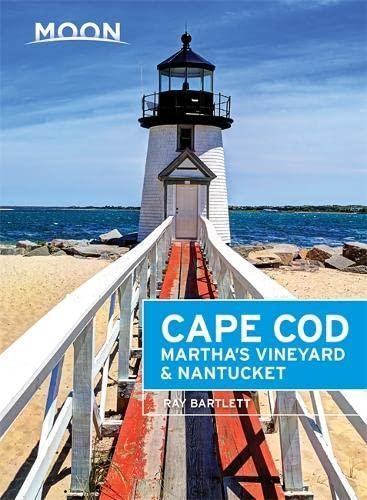9781631212680: Moon Cape Cod, Martha's Vineyard & Nantucket (Moon Handbooks)