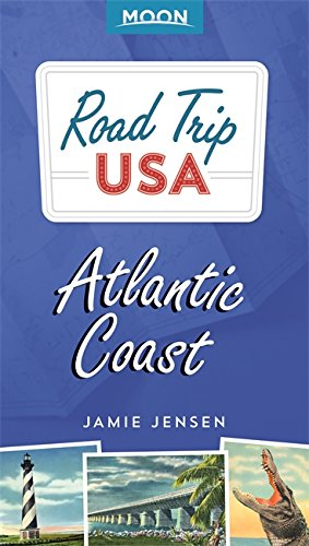 9781631213731: Road Trip USA: Atlantic Coast