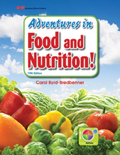 9781631260001: Adventures in Food and Nutrition!