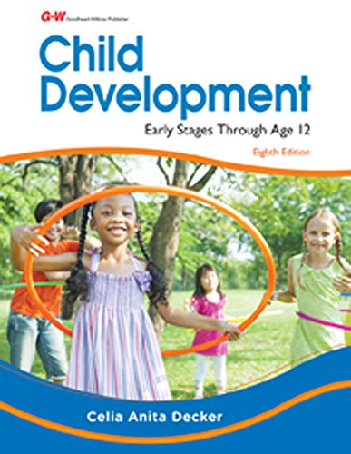 9781631260384: Child Development: Early Stages Through Age 12