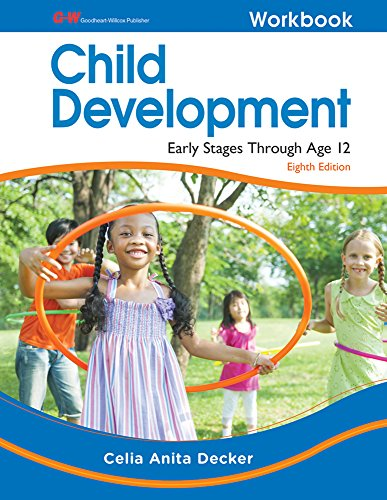 9781631260391: Child Development: Early Stages Through Age 12