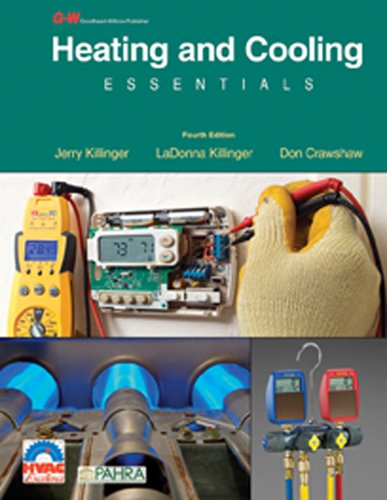 9781631260599: Heating and Cooling Essentials