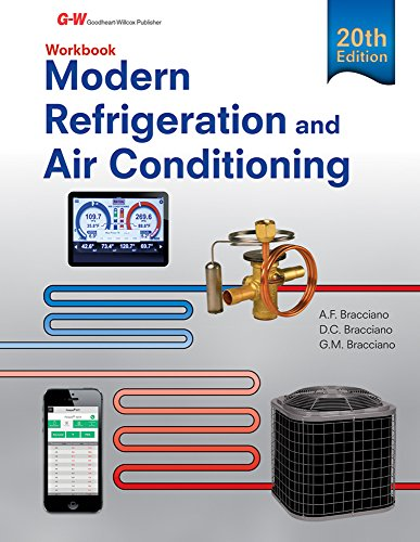 9781631263552: Modern Refrigeration and Air Conditioning Workbook