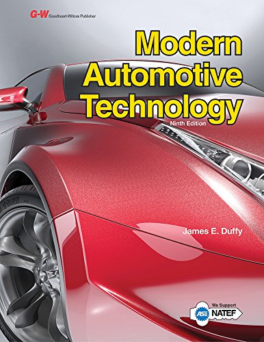 9781631263750: Modern Automotive Technology