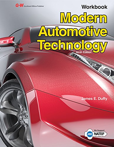 9781631263767: Modern Automotive Technology