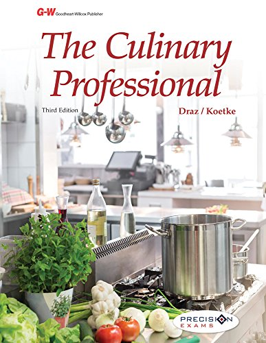 9781631264375: The Culinary Professional