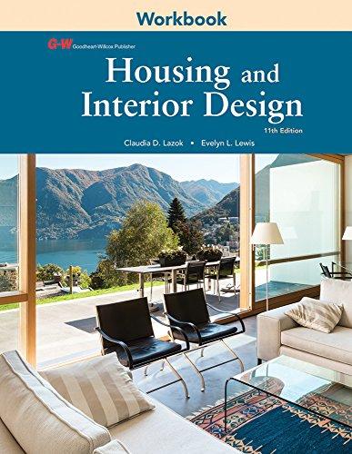 Housing and Interior Design: Lazok, Claudia D.