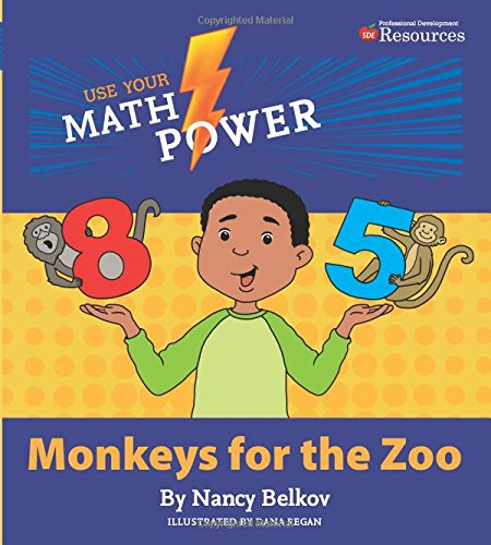 9781631330322: Use Your Math Power: Monkeys for the Zoo