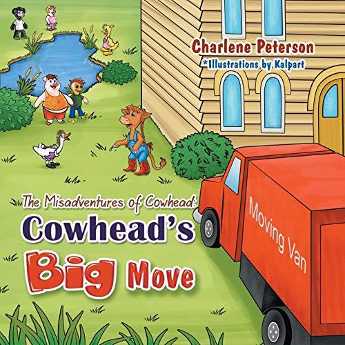 9781631359675: The Misadventures of Cowhead: Cowhead's Big Move