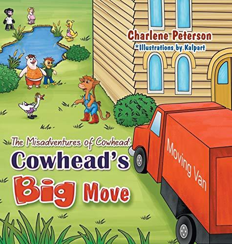 9781631359705: The Misadventures of Cowhead: Cowhead's Big Move