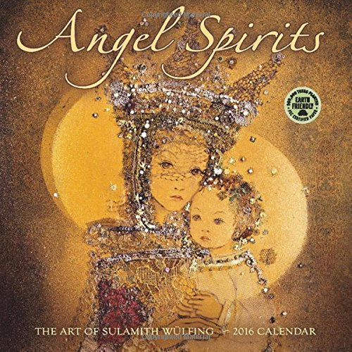 9781631360015: Angel Spirits: The Art of Sulamith Wlfing
