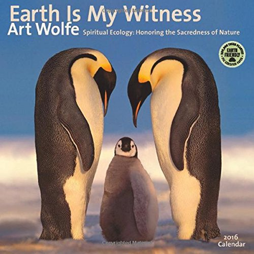 9781631360107: Earth Is My Witness 2016 Calendar
