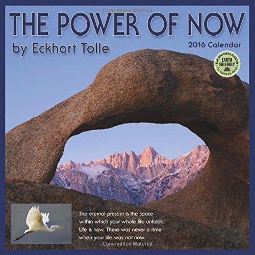 9781631360381: Power of Now 2016 Calendar