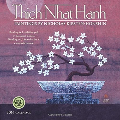 9781631360473: Thich Nhat Hanh: Paintings by Nicholas Kirsten-Honshin