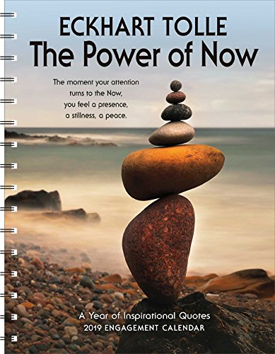 The Power of Now 2019 Engagement Datebook: Eckhart Tolle
