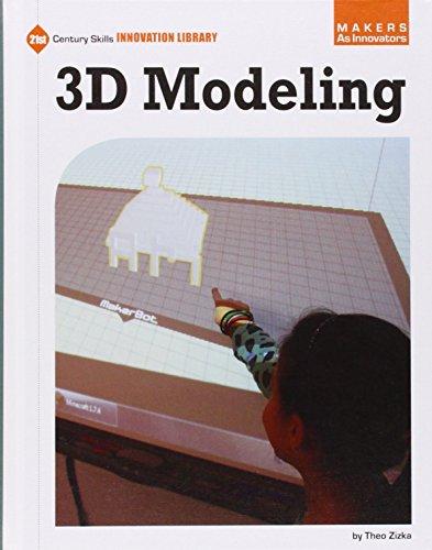 3D Modeling (Library Binding): Theo Zizka