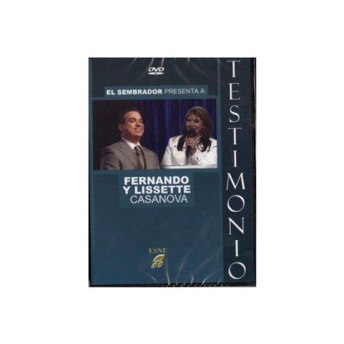 9781631380150: Testimonio De Ex-pastor Fernando Casanova Y Lisette