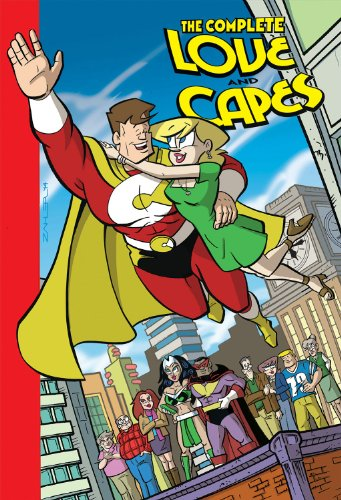 9781631400001: Love & Capes: The Complete Collection