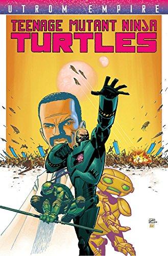 9781631400247: Teenage Mutant Ninja Turtles: Utrom Empire