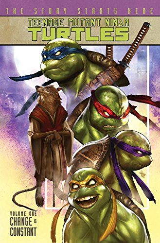 9781631400254: Teenage Mutant Ninja Turtles Volume 1: Change is Constant