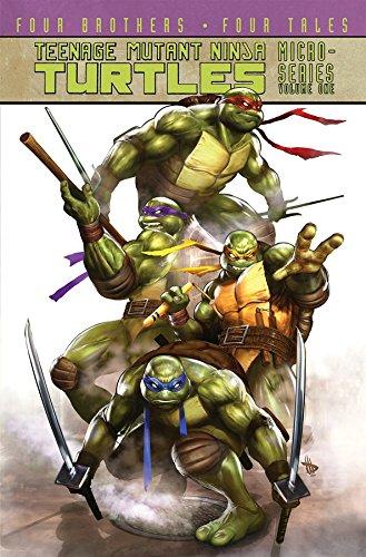 Teenage Mutant Ninja Turtles: Micro-Series Volume 1: Waltz, Tom; Lynch, Brian