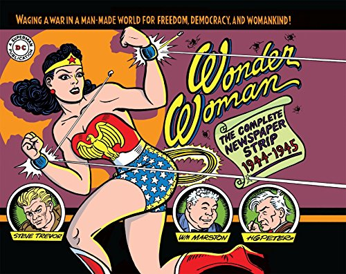 Wonder Woman: The Complete Newspaper Comics: Marston, William Moulton