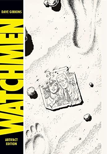 9781631400308: Watchmen Artifact Edition