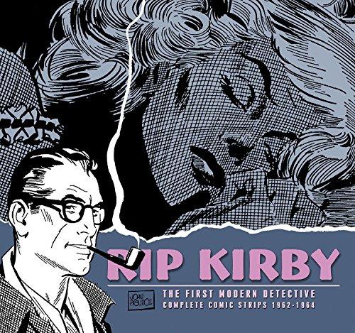 9781631400346: Rip Kirby Volume 7 (Rip Kirby Hc)