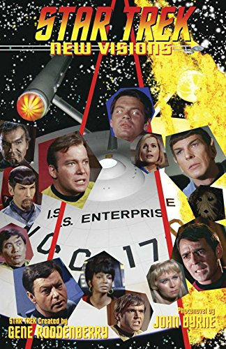 9781631400391: Star Trek: New Visions