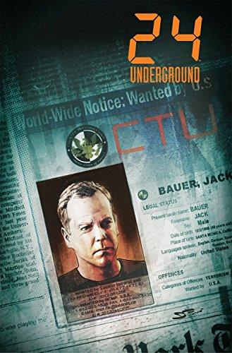 9781631400544: 24: Underground