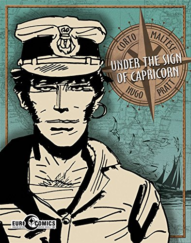 9781631400650: Corto Maltese: Under the Sign of Capricorn
