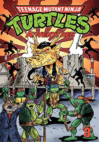 Teenage Mutant Ninja Turtles Adventures Volume 8 (TMNT Adventures): Clarrain, Dean