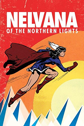 Nelvana of the Northern Lights: Adrian Dingle