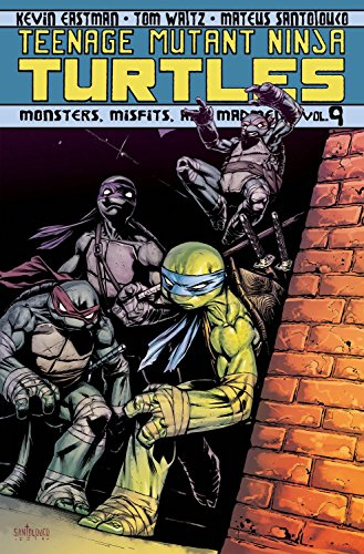 Teenage Mutant Ninja Turtles 9
