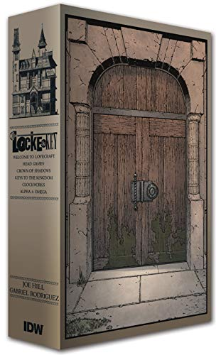 9781631401398: Locke & Key Slipcase Set