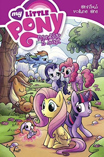 Friendship is Magic (My Little Pony, Volume 1)