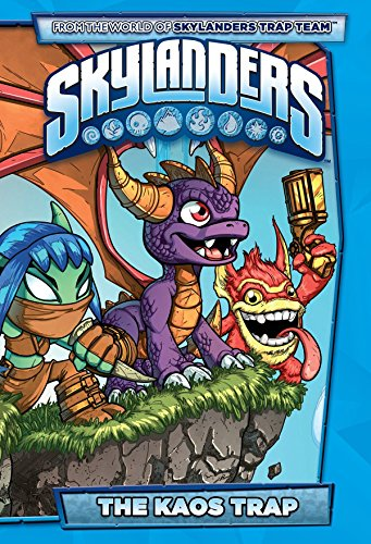 Skylanders: The Kaos Trap (Hardcover)