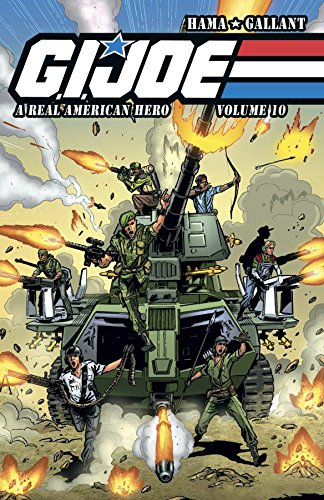 G.I. Joe: A Real American Hero 10