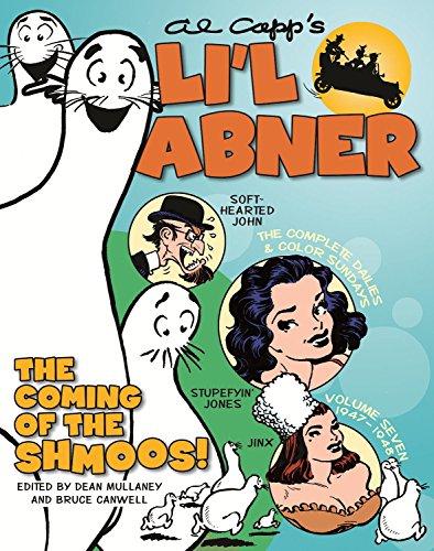 Li'l Abner Volume 7: Capp, Al