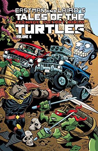 9781631401633: Tales of the Teenage Mutant Ninja Turtles Volume 6