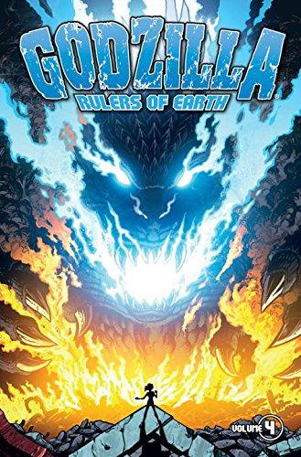 Godzilla (Godzilla: Rulers of Earth)