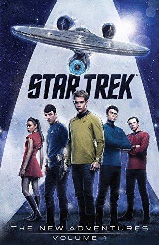 9781631401770: Star Trek: New Adventures Volume 1
