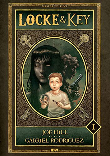 Locke & Key Master Edition Volume 1: Joe Hill