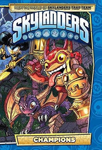 Skylanders: Champions (Hardcover)